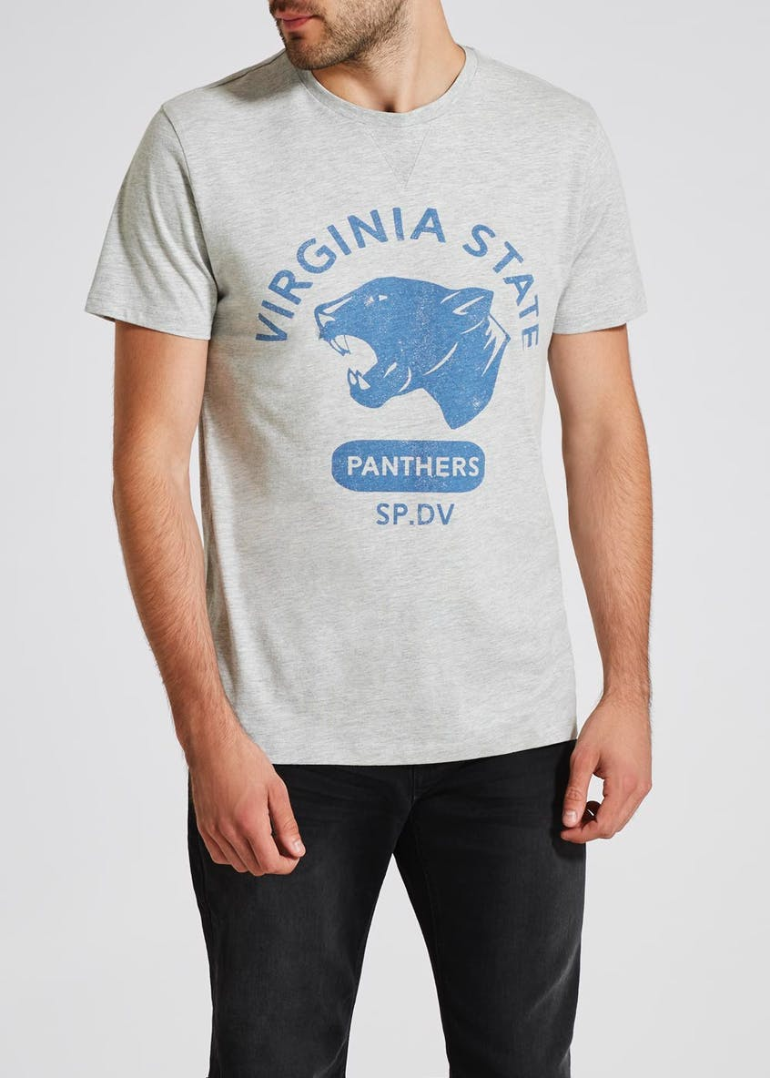 Virginia State Graphic Print T-Shirt