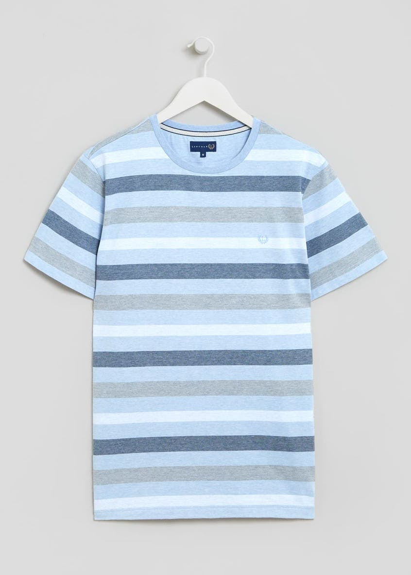 Lincoln Wide Stripe T-Shirt