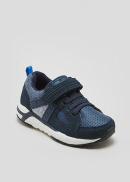 Boys Retro Trainers (Younger 4-12)