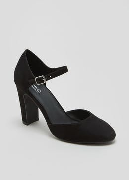 Two Part Court Shoes