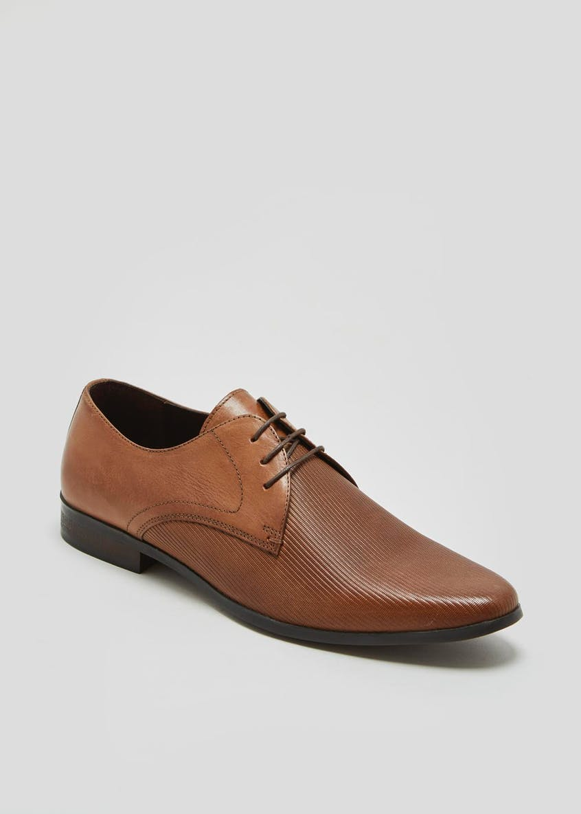 Taylor & Wright Embossed Leather Lace Up Shoes