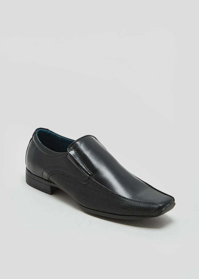 Tramline Slip On Shoes