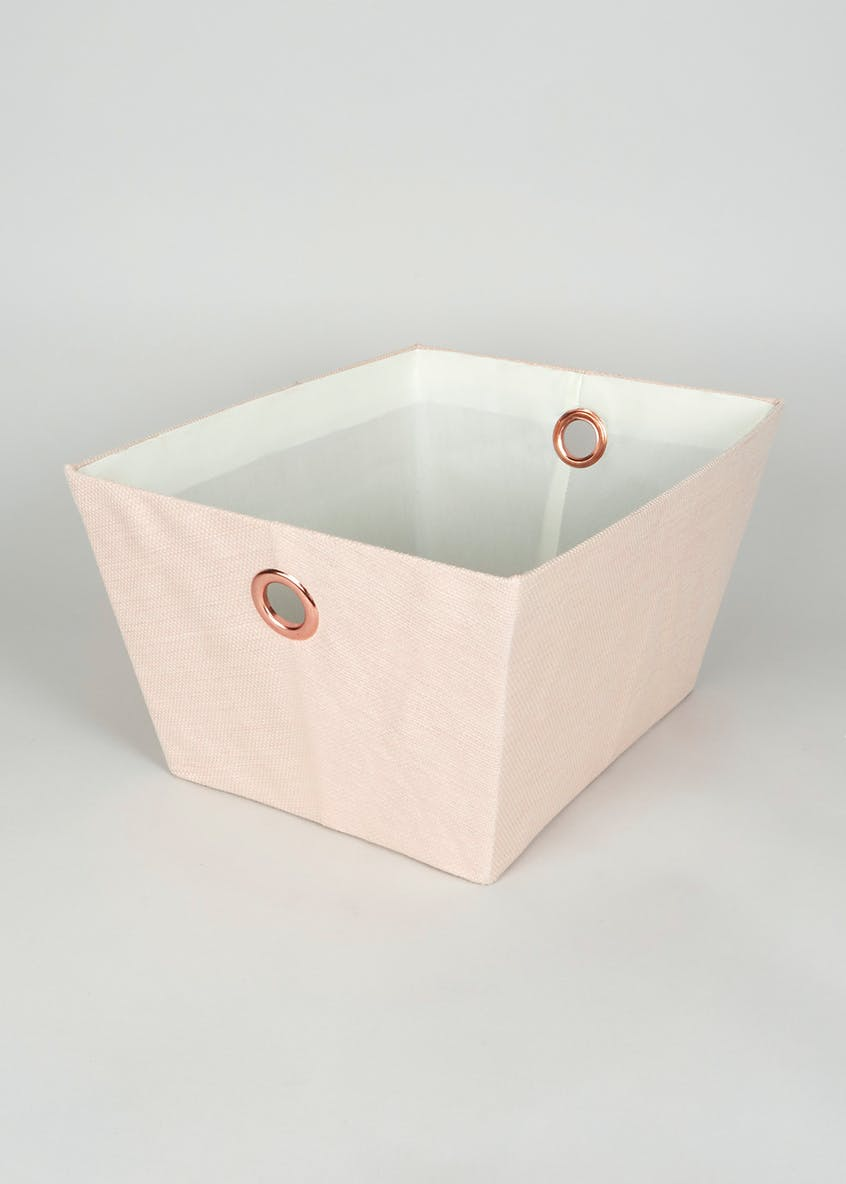 Fabric Storage Tray (43cm x 33cm x 24cm)