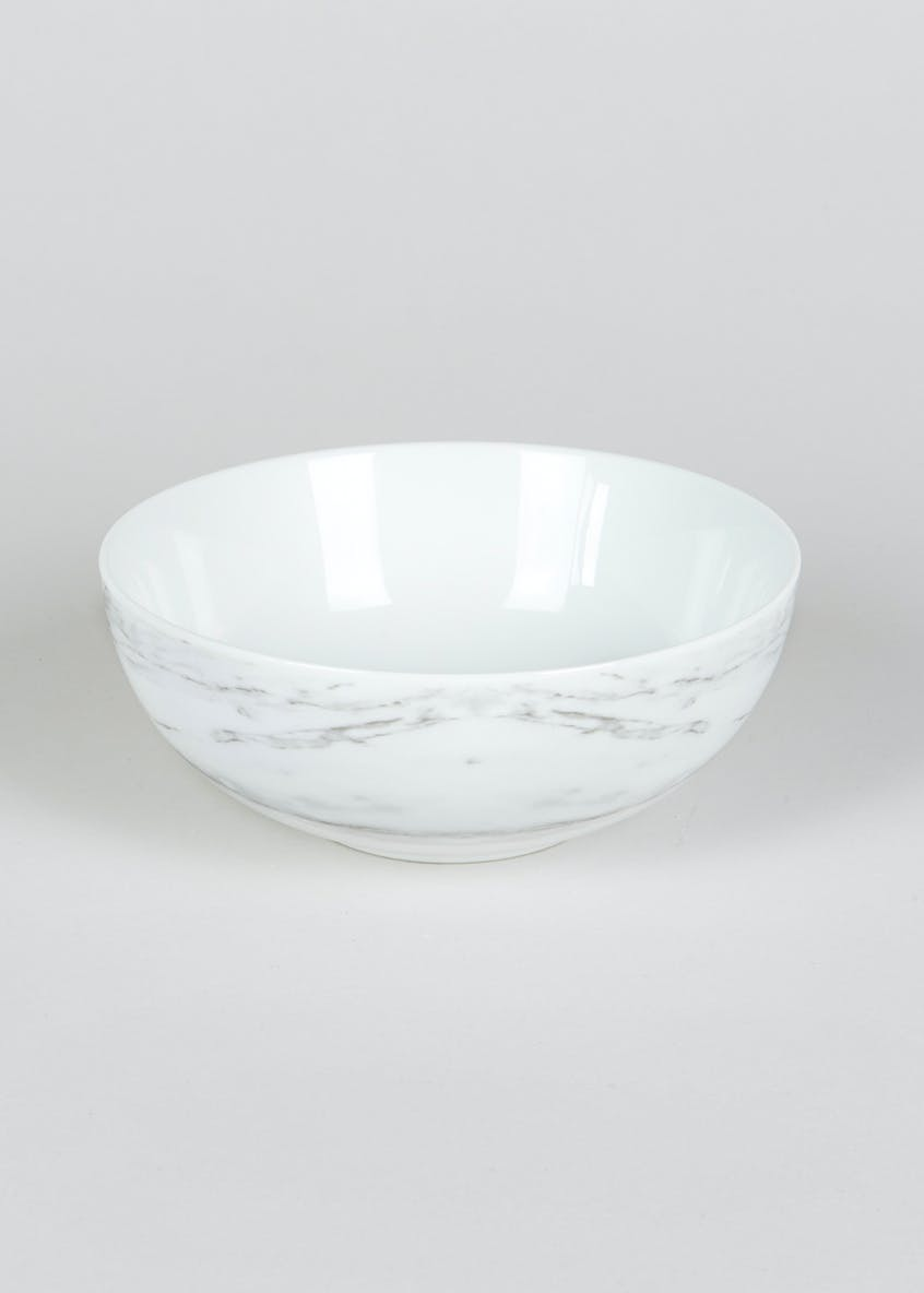 Marble Decal Bowl (16cm)
