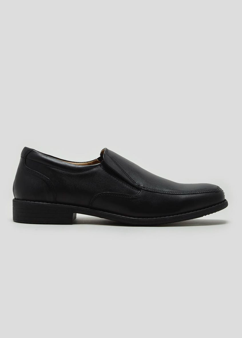 Soleflex Real Leather Slip On Shoes
