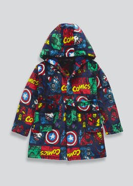 Kids Avengers Dressing Gown (2-9yrs)