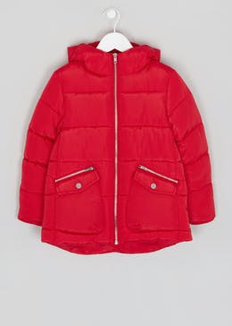 Girls Padded Jacket (4-13yrs)