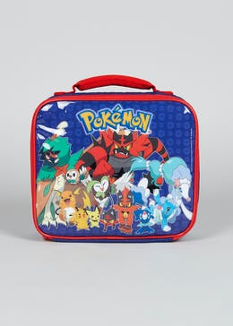 Kids Pokemon Lunch Bag (24cm x 21cm x 7cm)