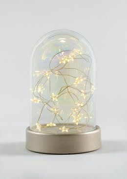 Small LED Glass Dome (16cm x 10cm)