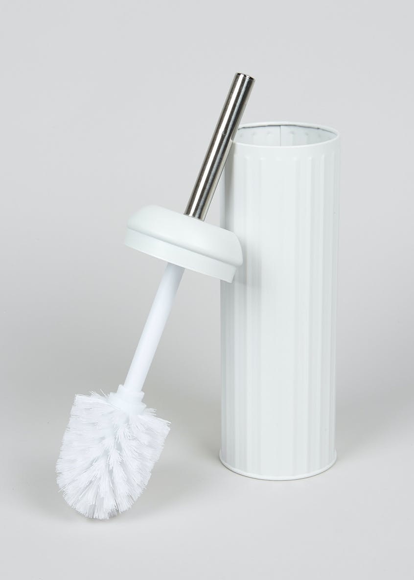 Retro Ridged Toilet Brush
