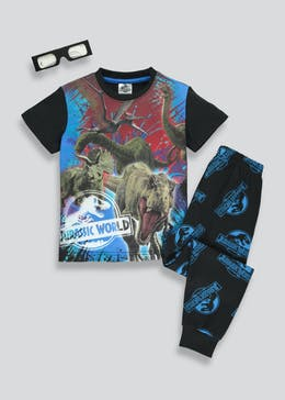Kids Jurassic World Movie Pyjama Set (5-12yrs)