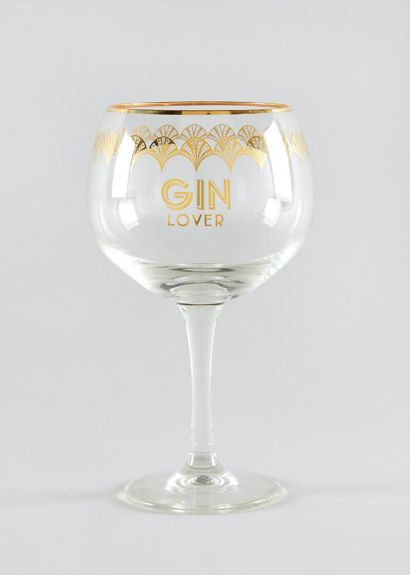 Gin & Tonic Balloon Glass (20cm x 9cm)