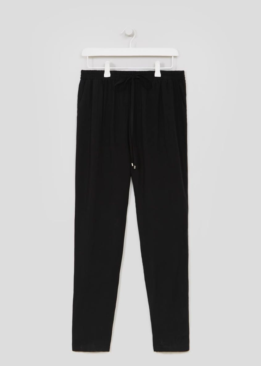 Side Stripe Tapered Trousers