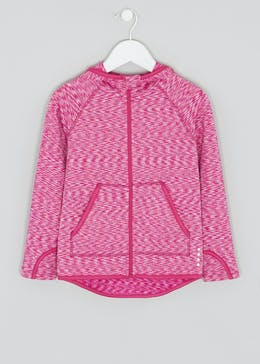 Girls Souluxe Zip Through Jacket (4-13yrs)