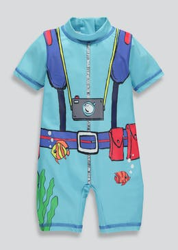 Kids Diver Surf Suit (3mths-5yrs)