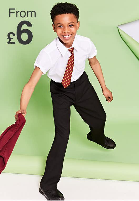 All boys uniform