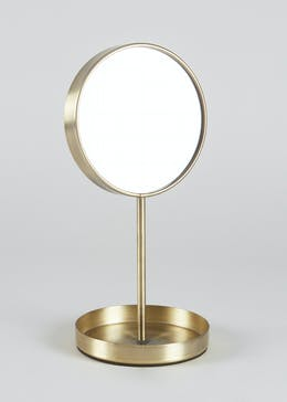 Bronze Double Sided Mirror (41cm x 27cm)