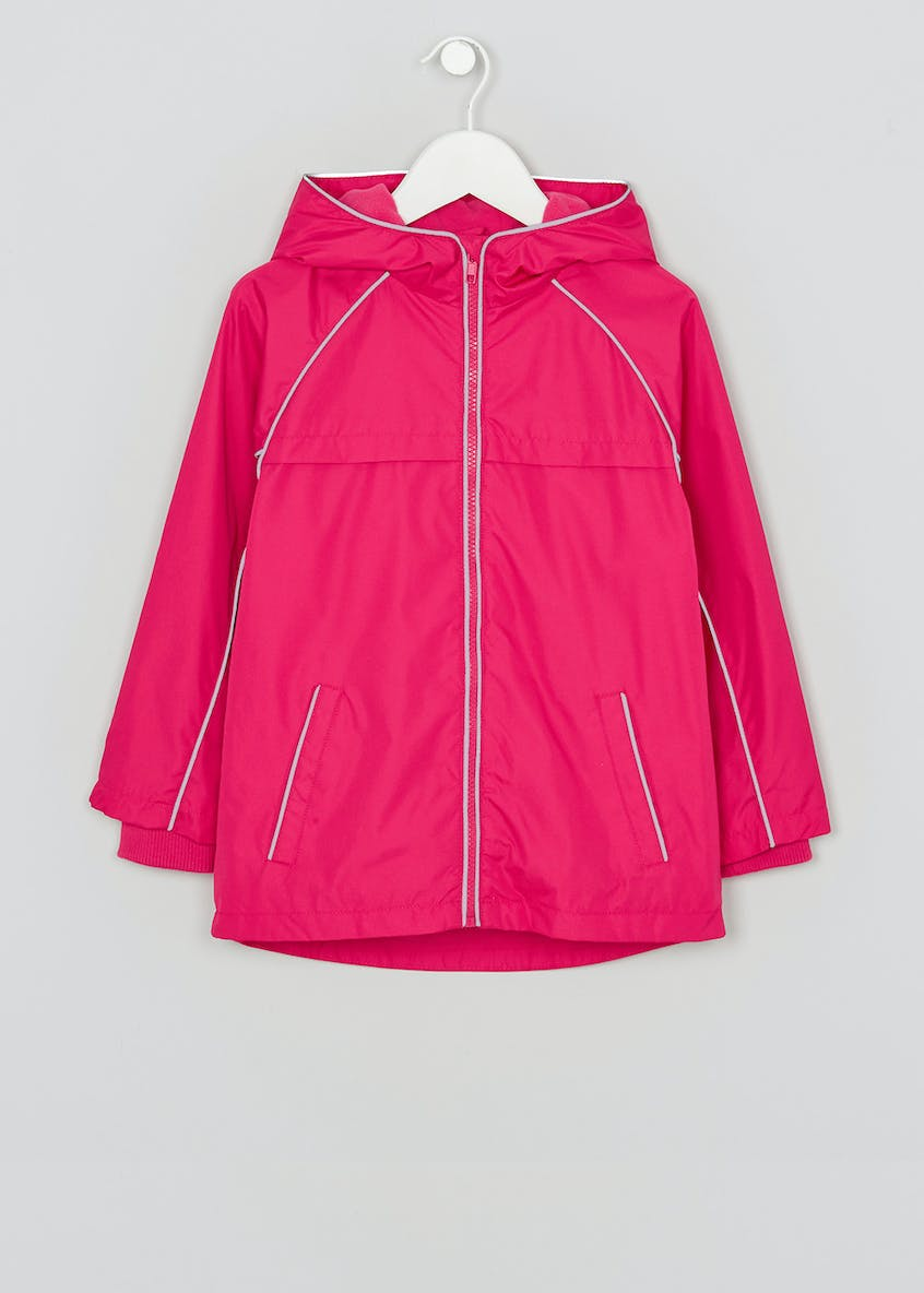 Girls Lightweight Technical School Jacket (4-13yrs)