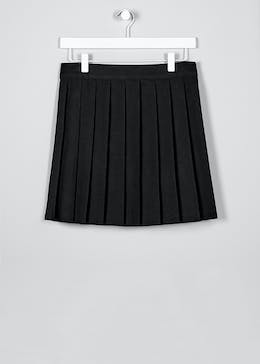 Girls Pleated School Skirt (8-16yrs)