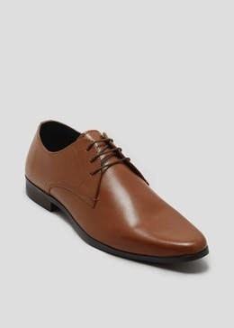 Real Leather Pointed Formal Shoes