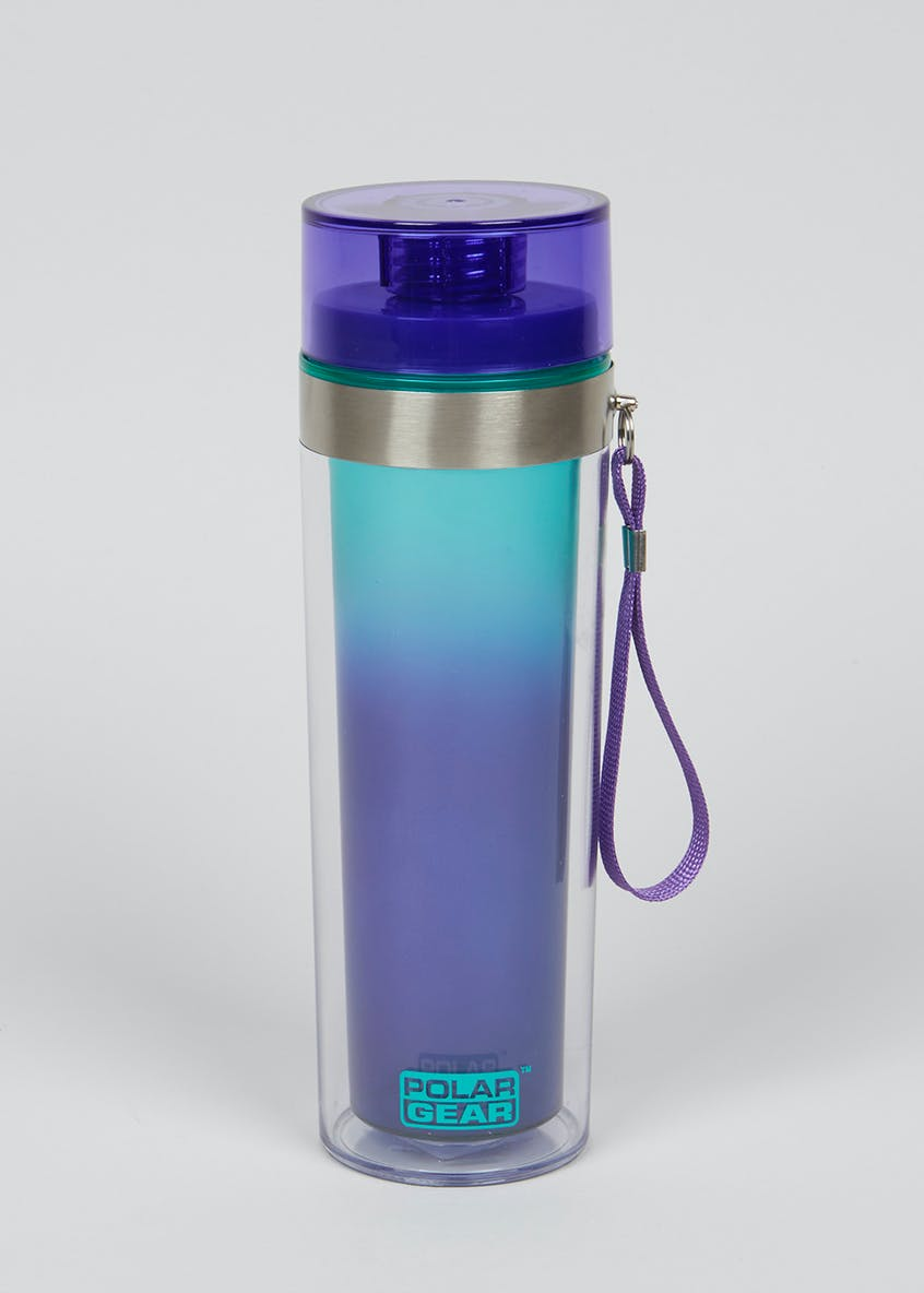 Polar Gear Double-Walled Ombre Water Bottle (23cm x 7cm)