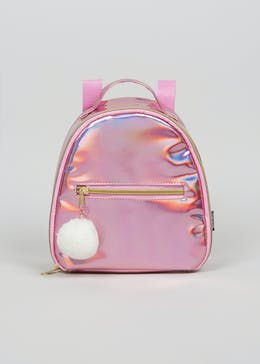 Kids Holographic Insulated Backpack (24cm x 8cm)