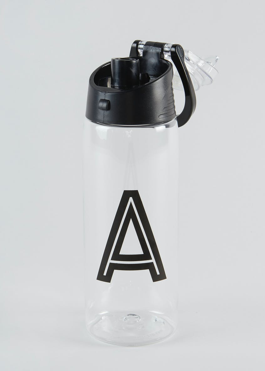 A-Z Water Bottle (23cm x 7cm)