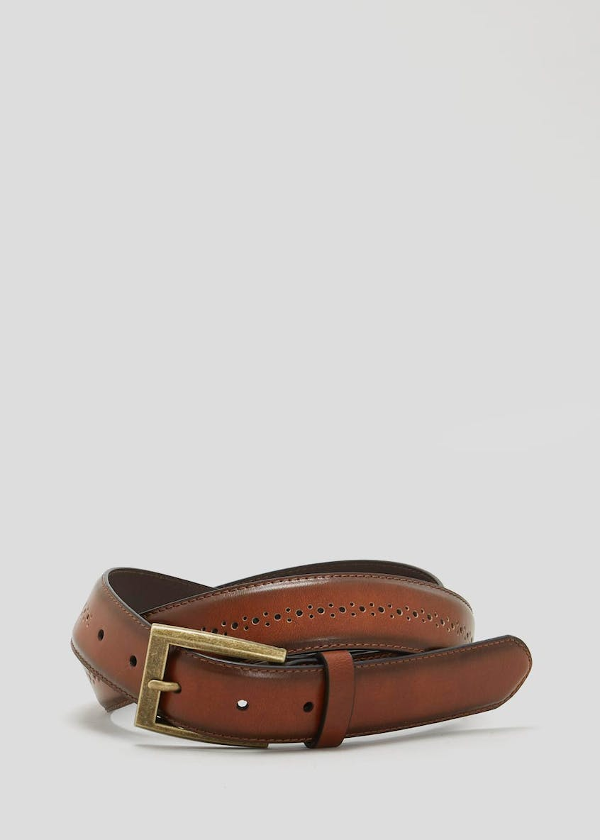 Brogue Belt