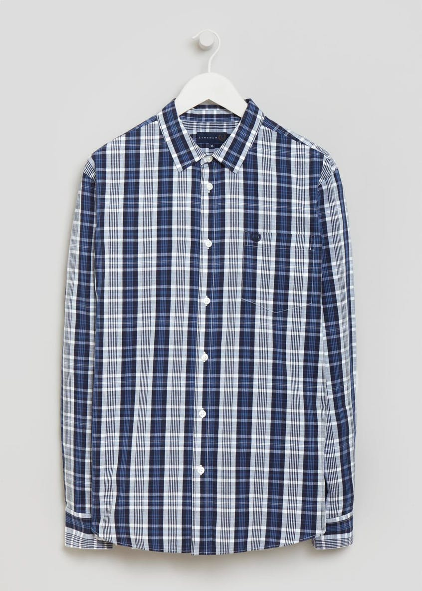 Lincoln Andre Long Sleeve Check Shirt