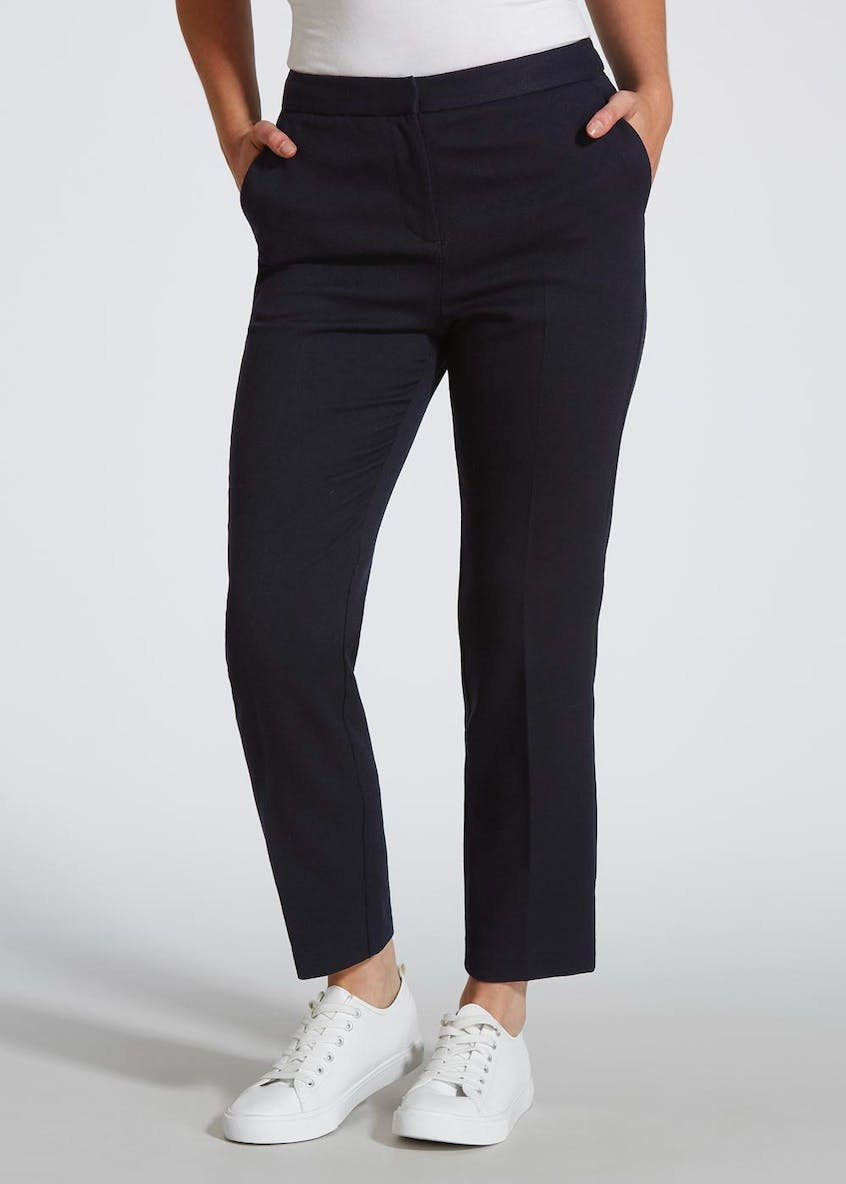 Papaya Petite Slim Fit Suit Trousers