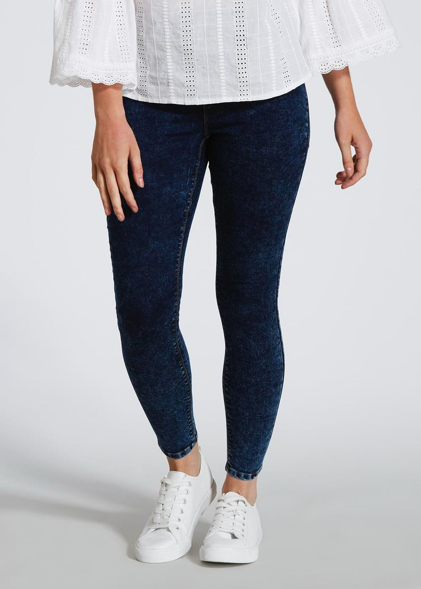 Papaya Petite Rosie Pull On Jeggings