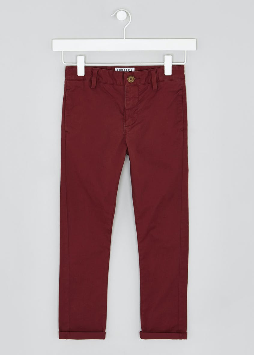 Boys Stretch Skinny Chinos (4-13yrs)