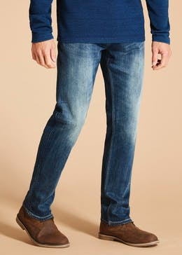 Morley Raw Wash Denim Jeans