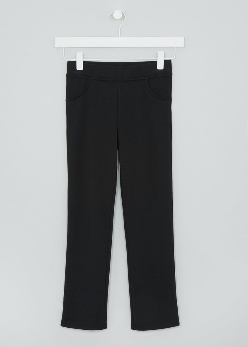 Girls Stretch School Trousers (3-13yrs)