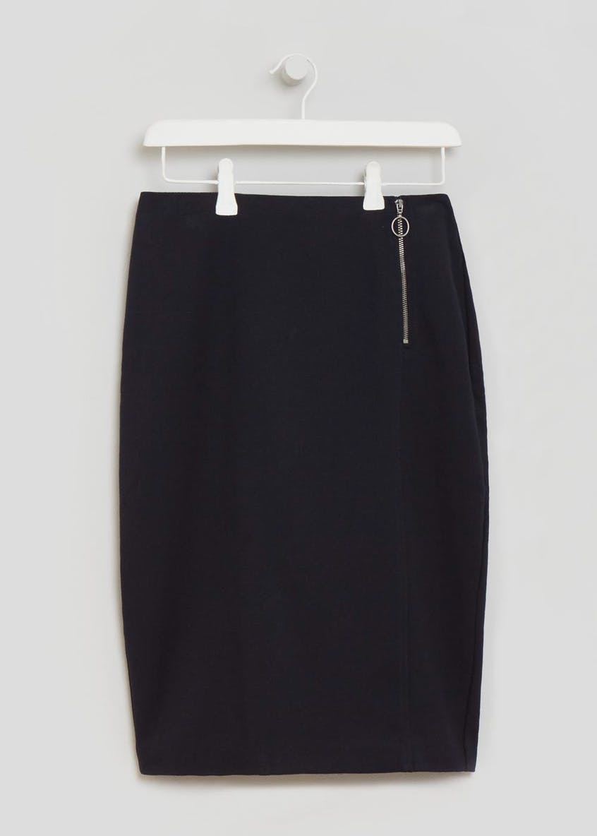 Zip Suit Skirt