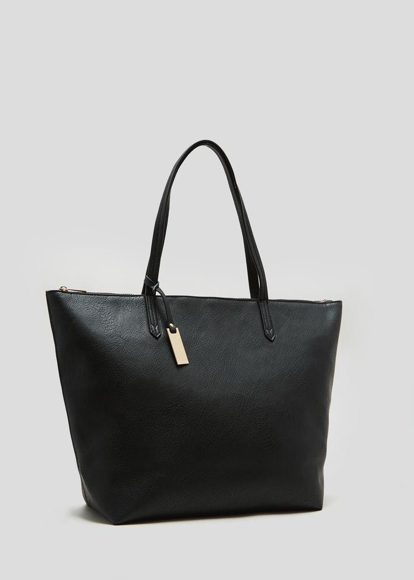 Large Zip Tote Bag
