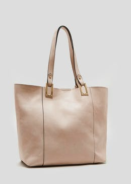 Chunky Lock Soft Tote Bag