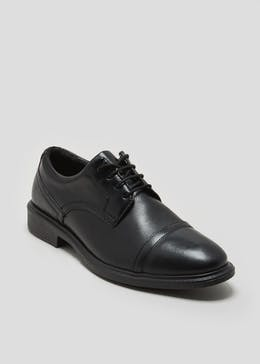 Taylor & Wright Real Leather Toe Cap Gibson Brogues
