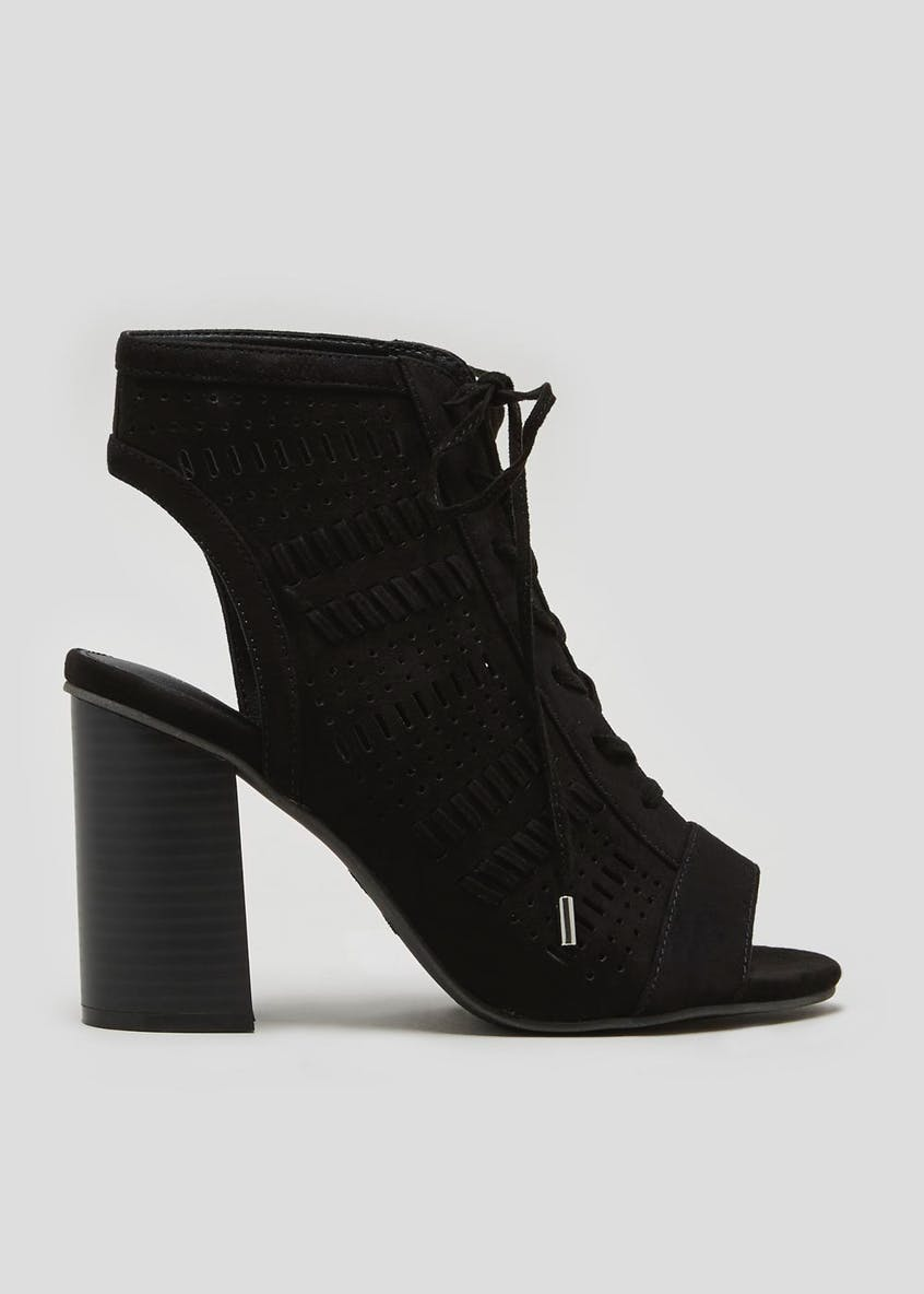 Whipstitch Shoe Boots