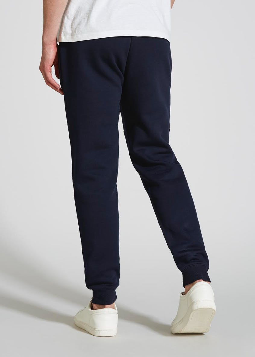 Big & Tall Textured Jogging Bottoms