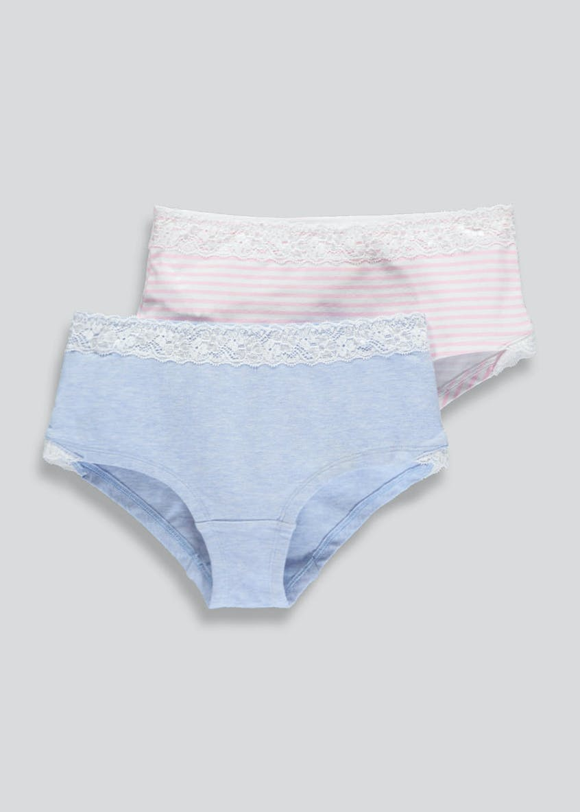 Girls Candy Couture Boy Short Briefs (8-13yrs)