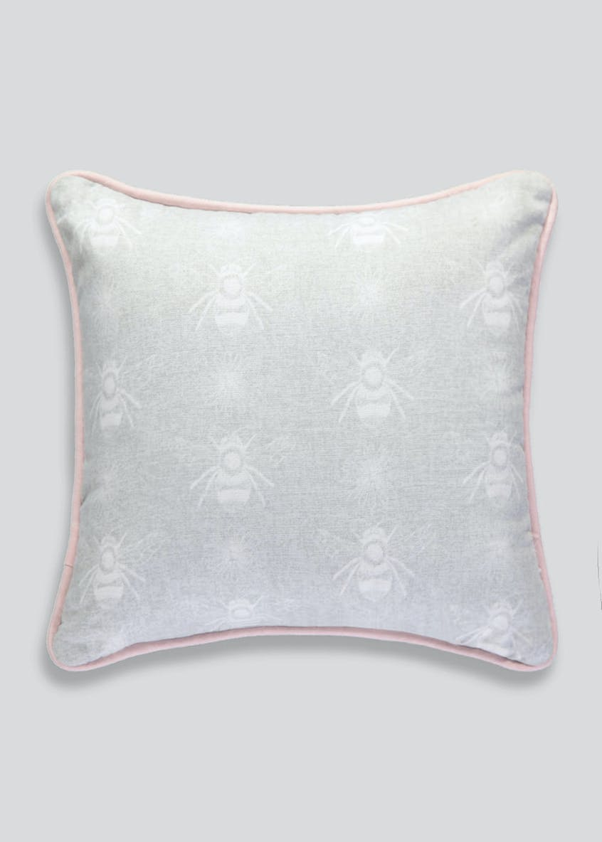 Queen Bee Cushion (30cm x 30cm)