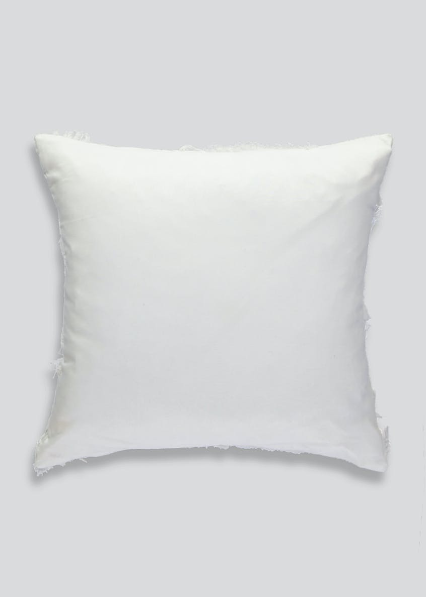 Frayed Cushion (35cm x 35cm)