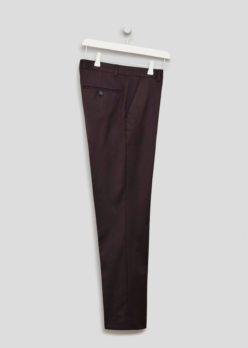 Maxwell Skinny Fit Suit Trousers
