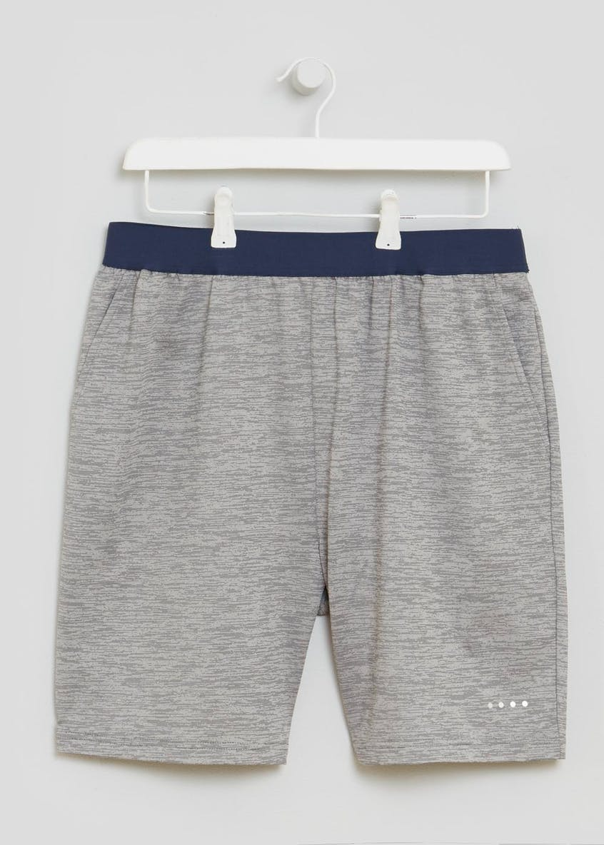 Souluxe Tipped Waistband Shorts