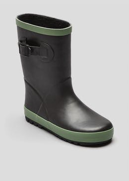 Unisex Fur Lined Wellies (Younger 10-Older 6)
