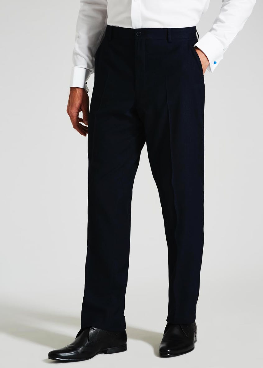 Murray Regular Fit Suit Trousers