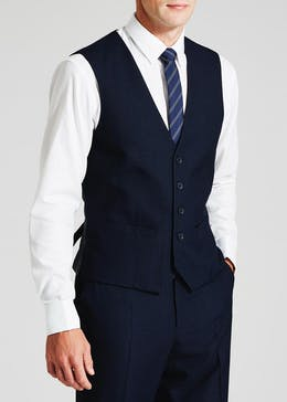 Murray Regular Fit Suit Waistcoat