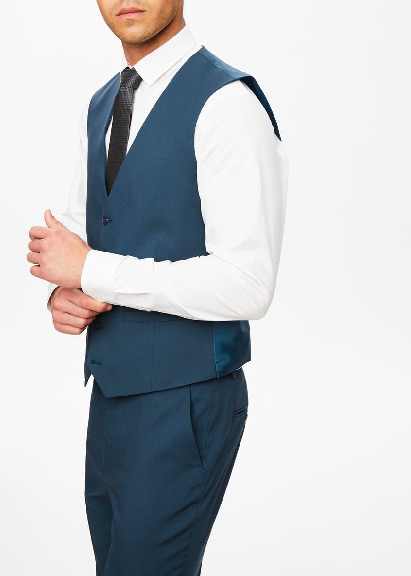 Perry Suit Waistcoat