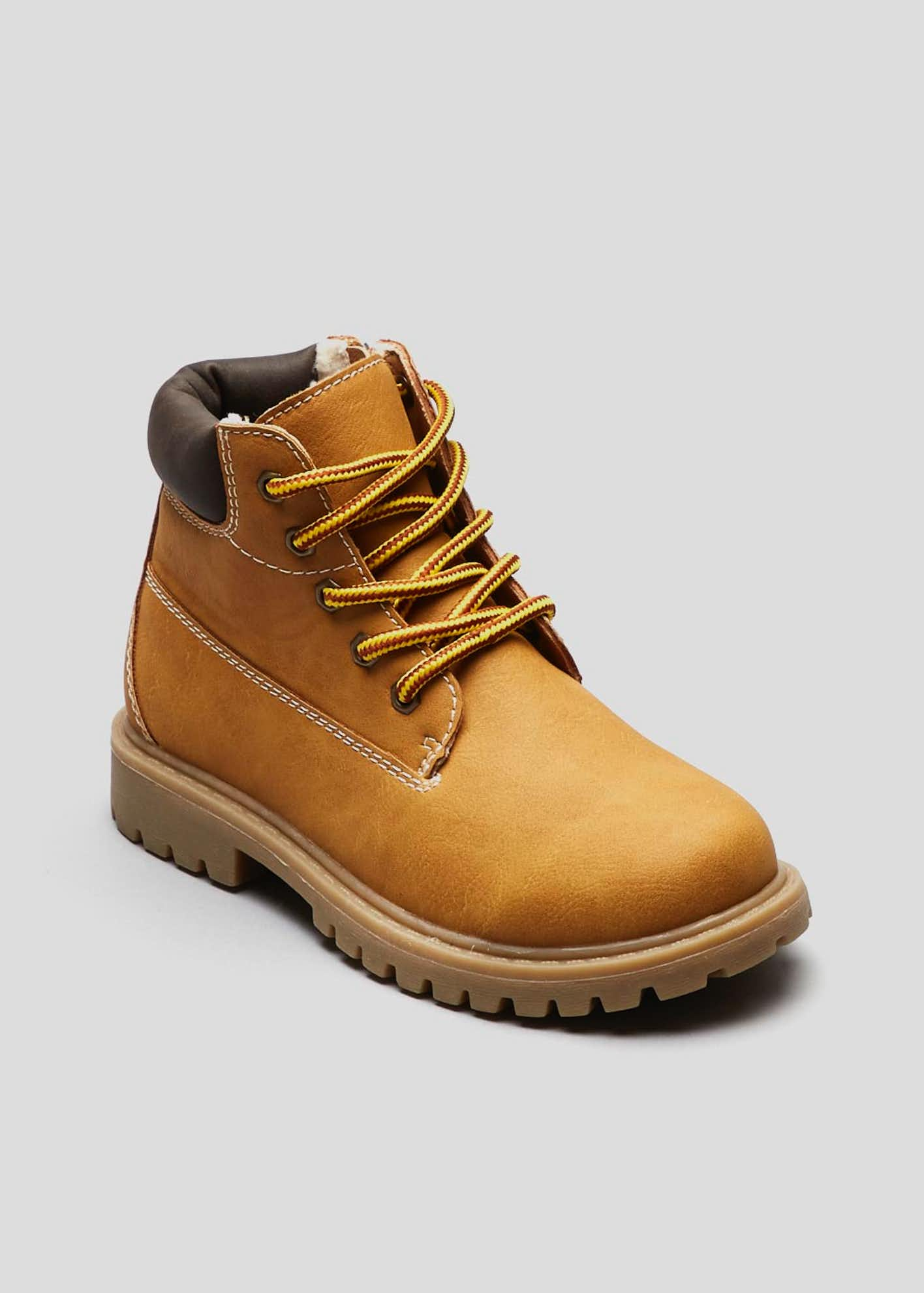 Boys Hiker Boots (Younger 10-Older 6)